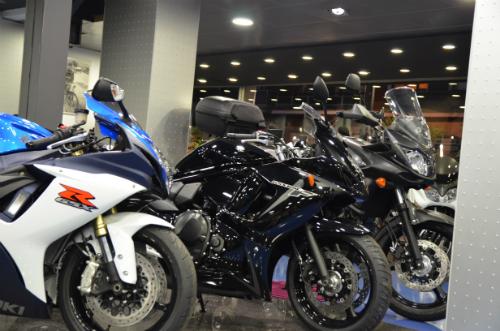 Suzuki Moto
