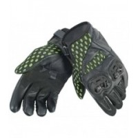 GUANTES DAINESE AIR HERO negro-amarillo