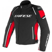 CHAQUETA DAINESE RACING 3 D-DRY ROJO FRONT