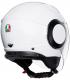 CASCO AGV ORBYT SOLID BLANCO 3