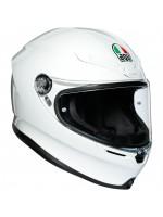 CASCO AGV K6 WHITE