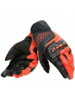 GUANTES DAINESE CARBON 3 SHORT BLACK RED