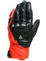 GUANTES DAINESE 4-STROKE 2 BLACK RED