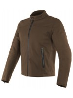 CHAQUETA DAINESE MIKE 2 LEATHER MARRÓN