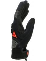 GUANTES DAINESE VR46 CURB SHORT BLACK-AMARILLO-2