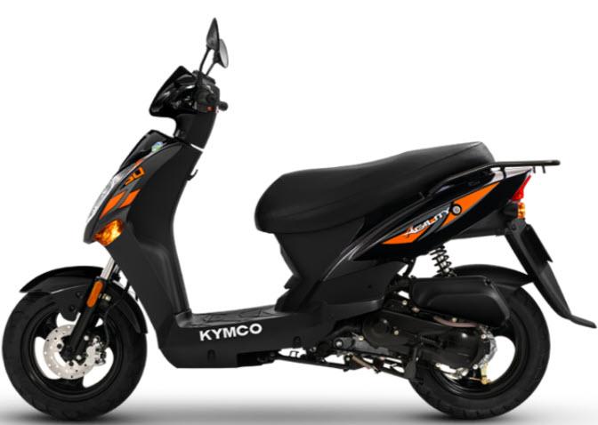 KYMCO AGILITY 50 E4