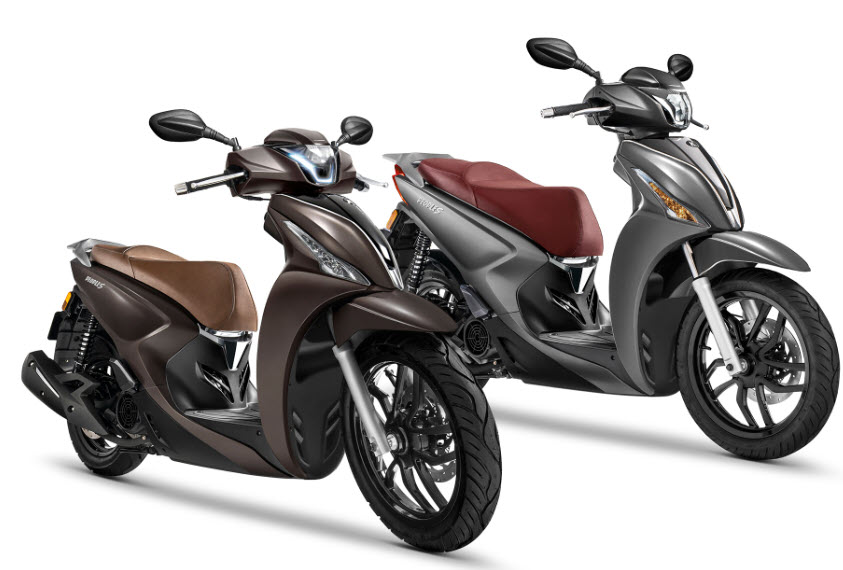 KYMCO PEOPLE 125 COLORES