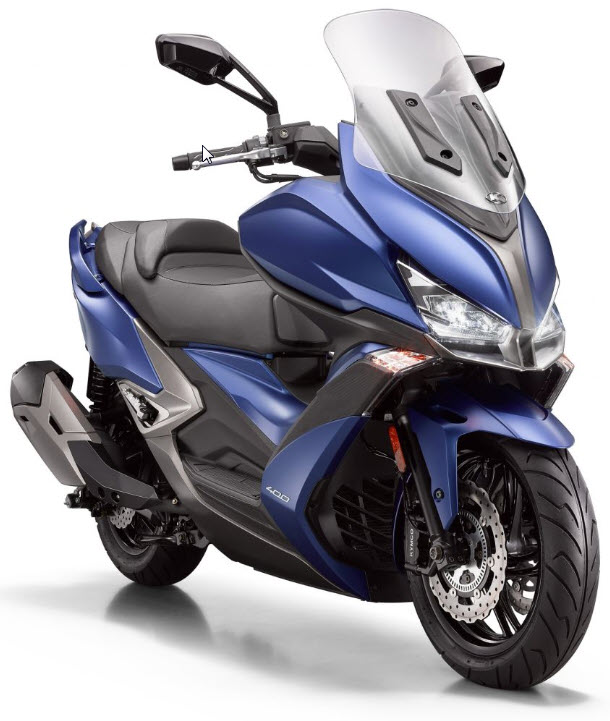 KYMCO XCITING S 400 2