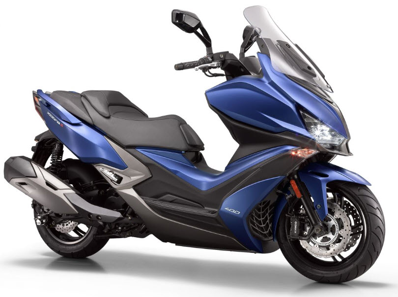 KYMCO XCITING S 400 1