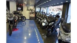 Exposición de Motos y Recambios