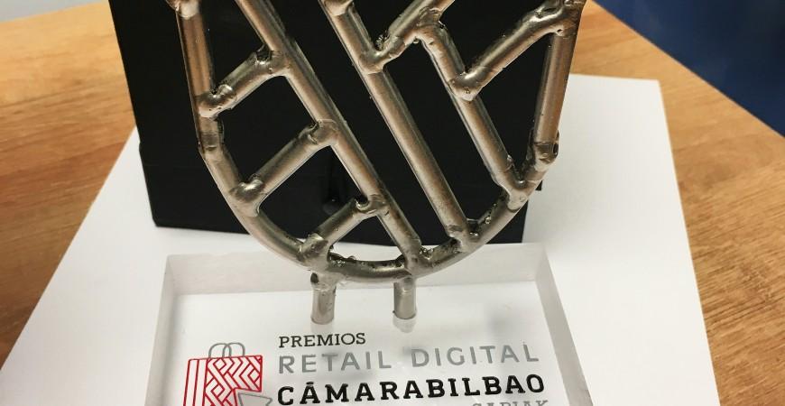 García Motos Premio a la Mejor Web de Comercio Electrónico