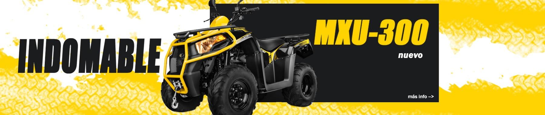 ATV MXU300