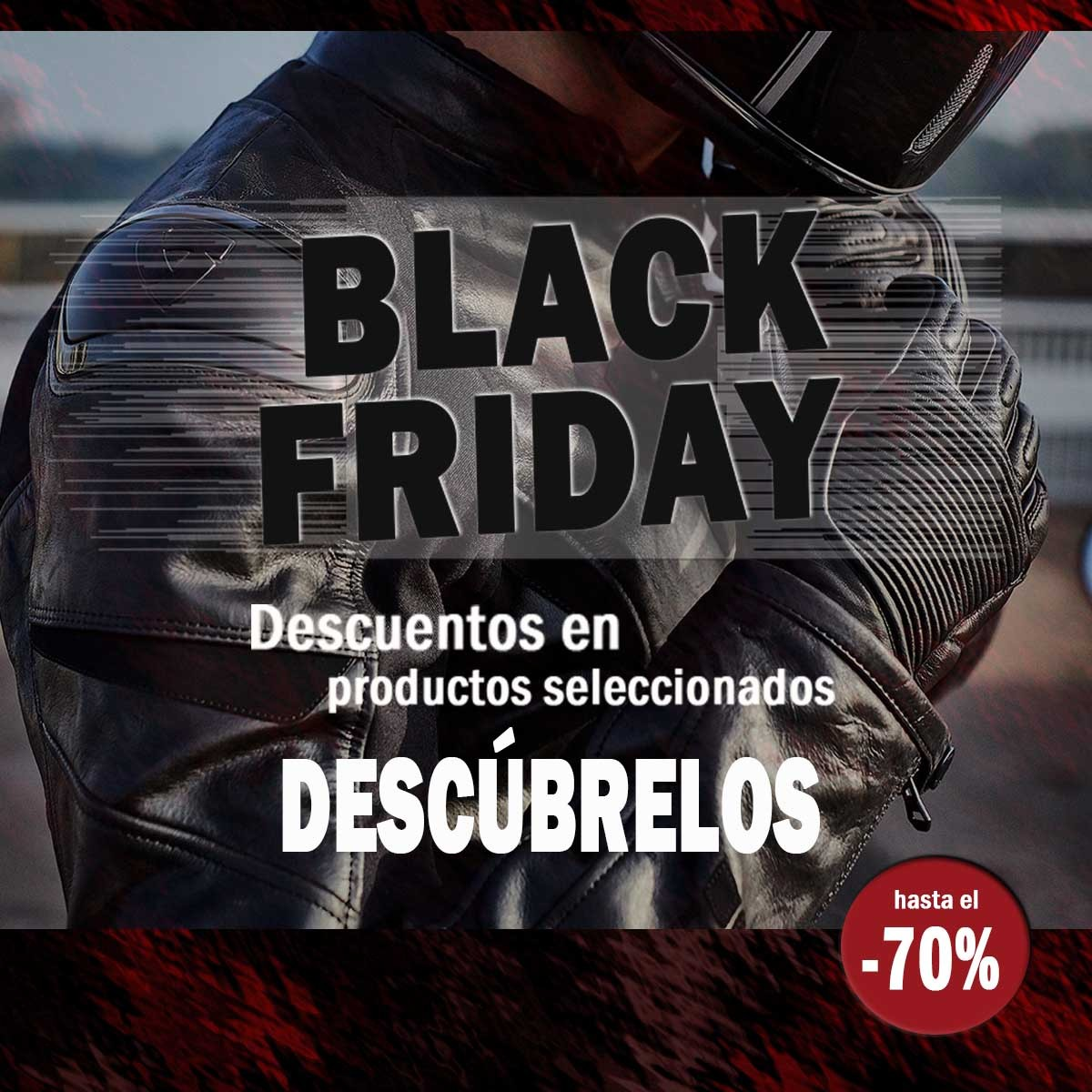 BLACK FRIDAY MOTOS